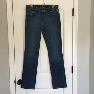 Gianni Bini Jeans with embroidered pockets size 29